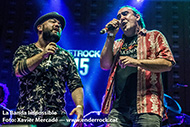 Canet Rock 2015 — La Banda Impossible