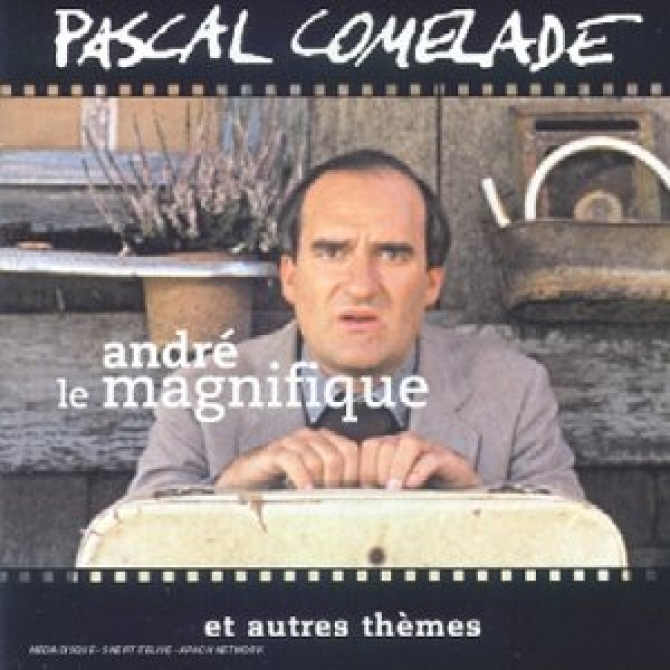 André le Magnifique (BSO) et autres thèmes
