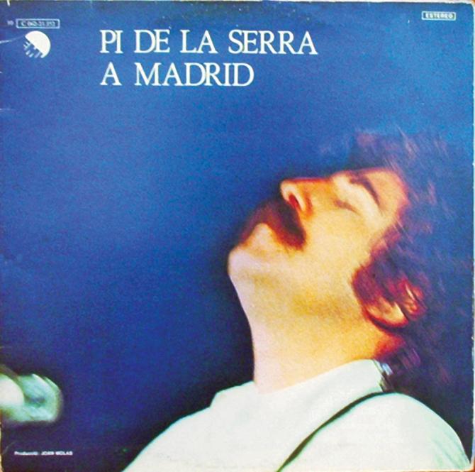 Pi de la Serra a Madrid