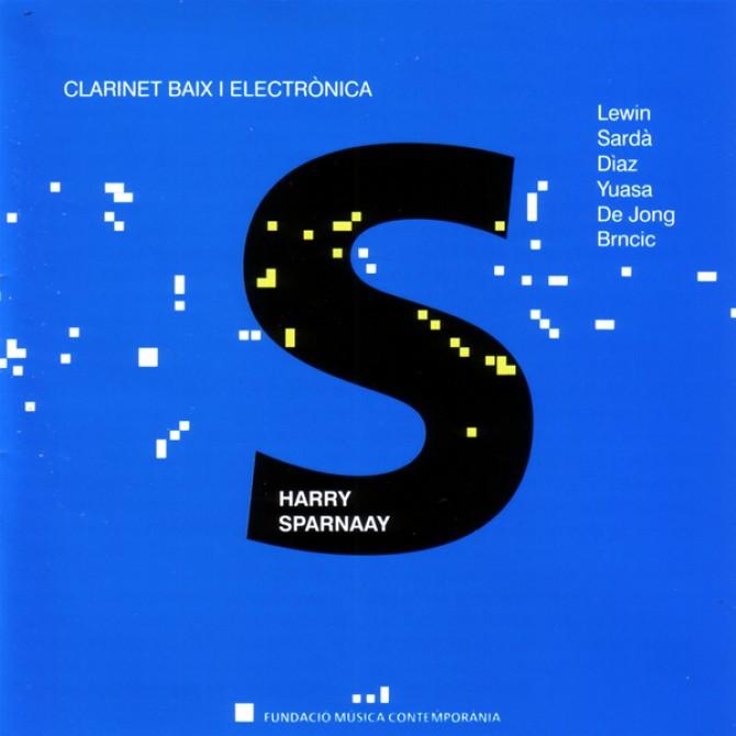 Clarinet baix i electrònica. Fundació Música Contemporània 10