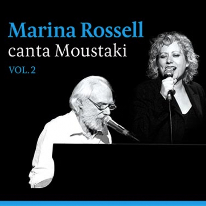 Canta Moustaki. vol. 2