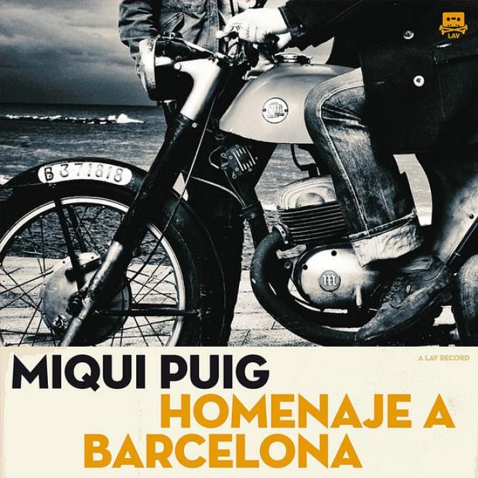 Homenaje a Barcelona